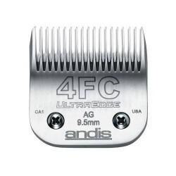 Tête de coupe Acier Carbone N°4FC - 9.5 mm ANDIS
