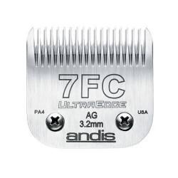 Tête de coupe Acier Carbone N°7FC - 3.2 mm ANDIS