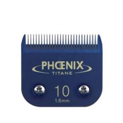 Tête de coupe Titanium Céramique N°10 - 1.6 mm PHOENIX