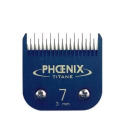 Tête de coupe Titanium Céramique N°7 - 3 mm PHOENIX